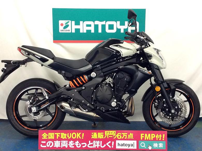 中古 カワサキ ER-6n
