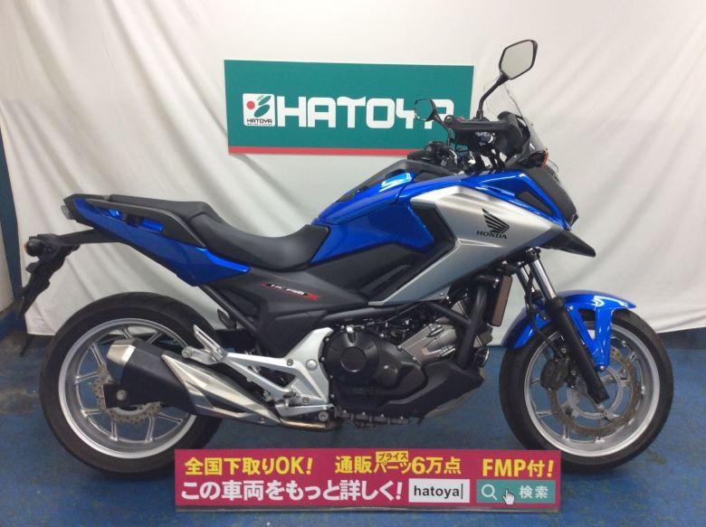 中古 ホンダ NC750X タイプLD