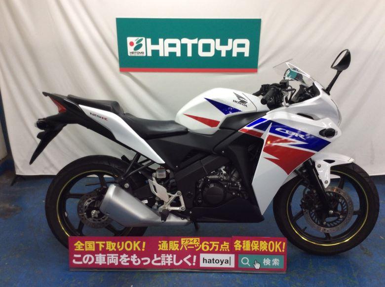 中古 ホンダ CBR125R