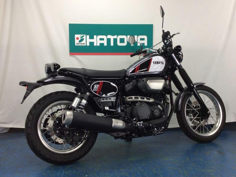 中古 ヤマハ XVS950XR-A・BL36