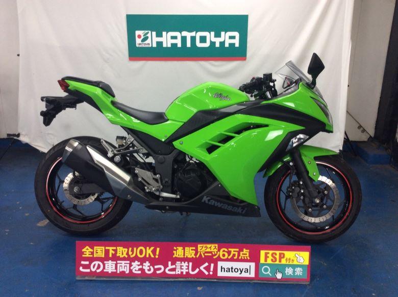 中古 カワサキ EX250MGF