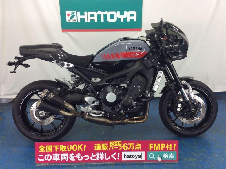 中古 ヤマハ XSR900