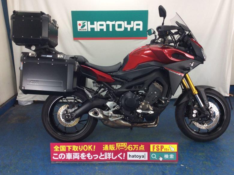 中古 ヤマハ MT-09トレーサー