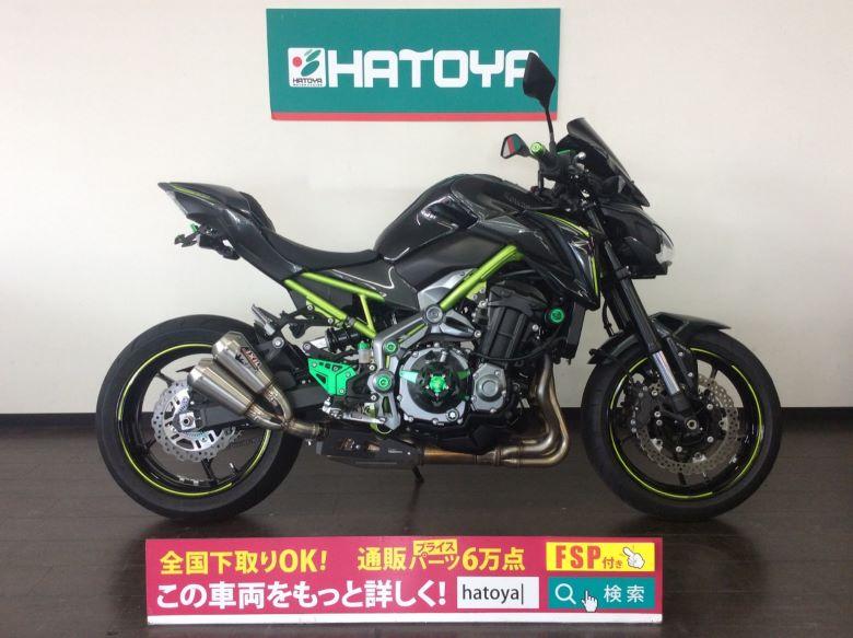 中古 カワサキ Z900