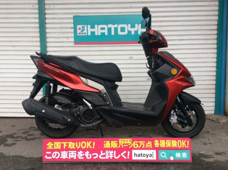 中古 キムコ RACING S125