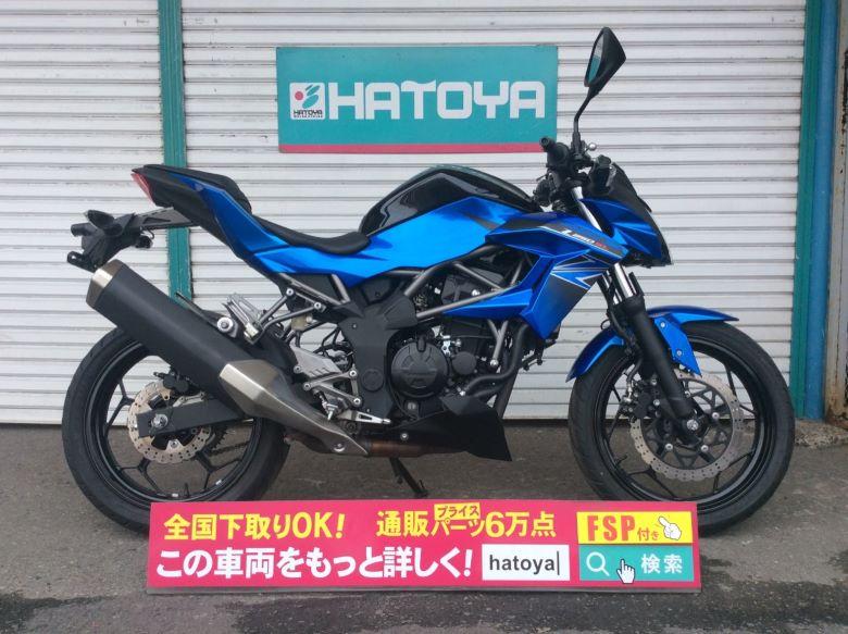 中古 カワサキ Z250SL