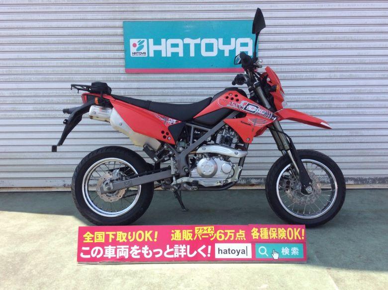 中古 カワサキ Dトラッカー125