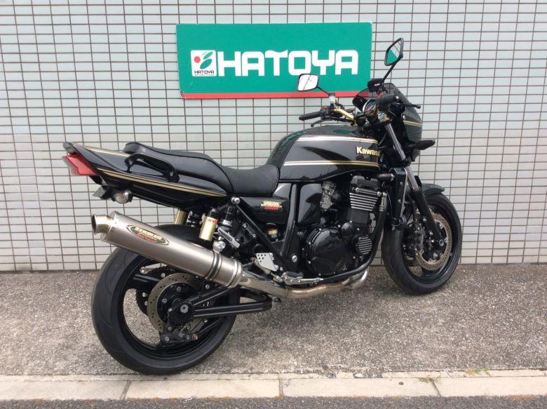 中古 カワサキ ZRX1200R