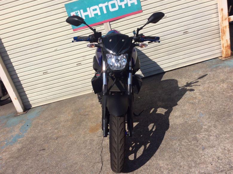 中古 ヤマハ MT-03(320cc)
