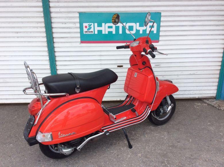中古 ベスパ PX150 Euro3