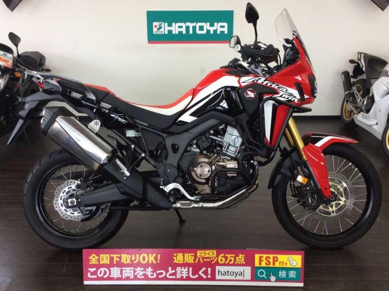 中古 ホンダ CRF1000L アフリカツイン DCT