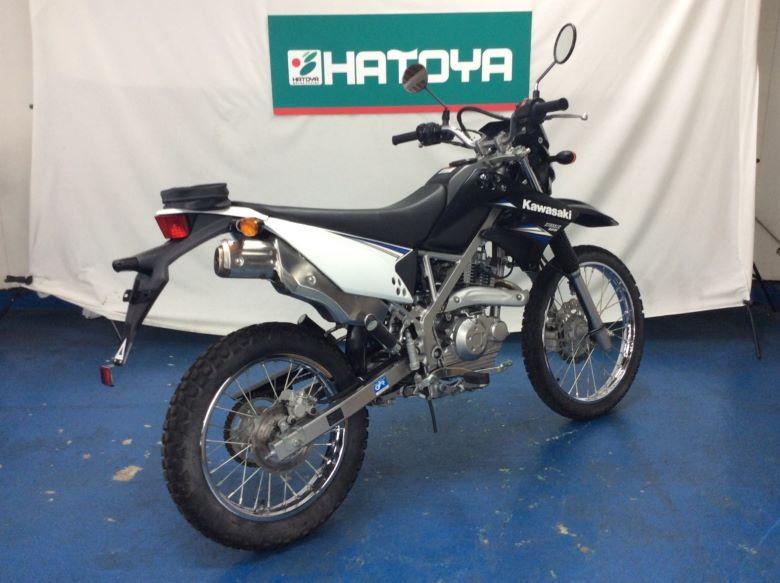 中古 カワサキ KLX125