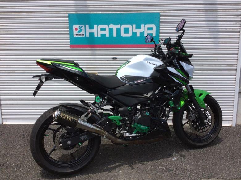 中古 カワサキ Z400