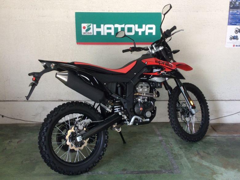 中古 アプリリア RX125