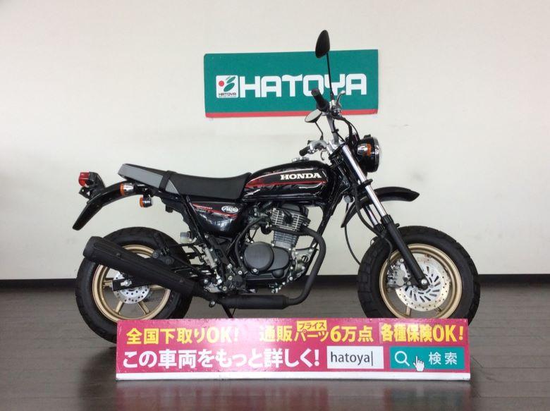 中古 ホンダ Ape100 タイプD