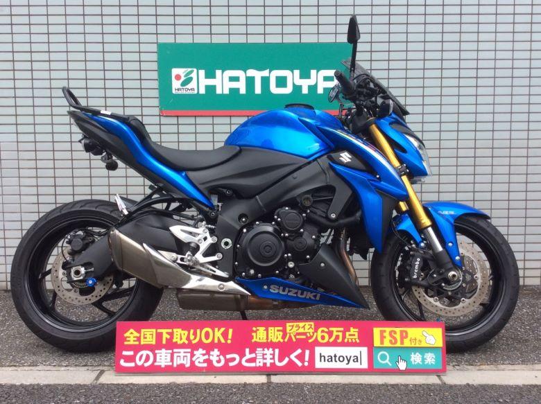 中古 スズキ GSX-S1000