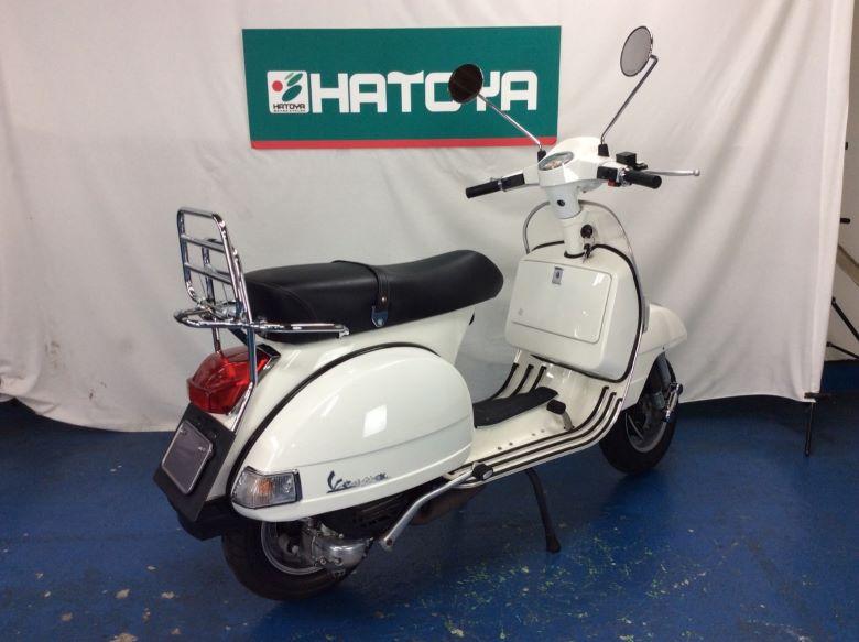 中古 ベスパ ベスパ PX125 Euro3