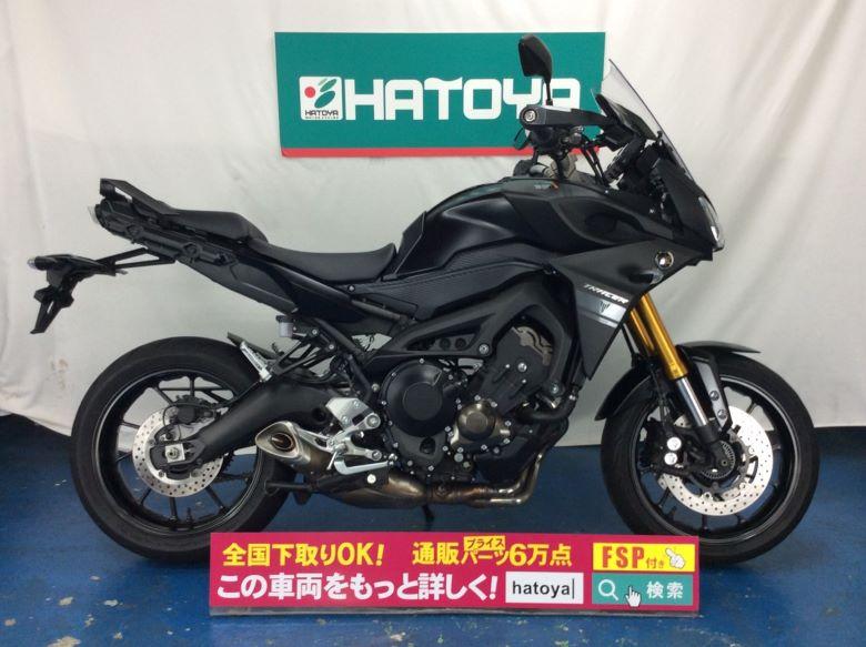中古 ヤマハ MT-09トレ-サ-