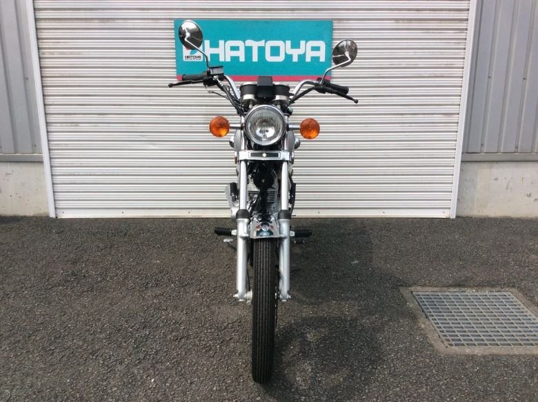 中古 スズキ GN125H