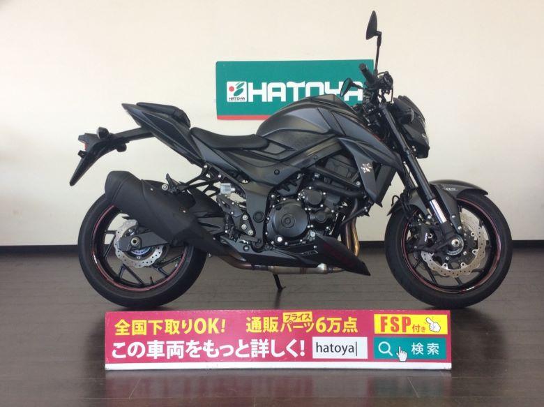 中古 スズキ GSX-S750