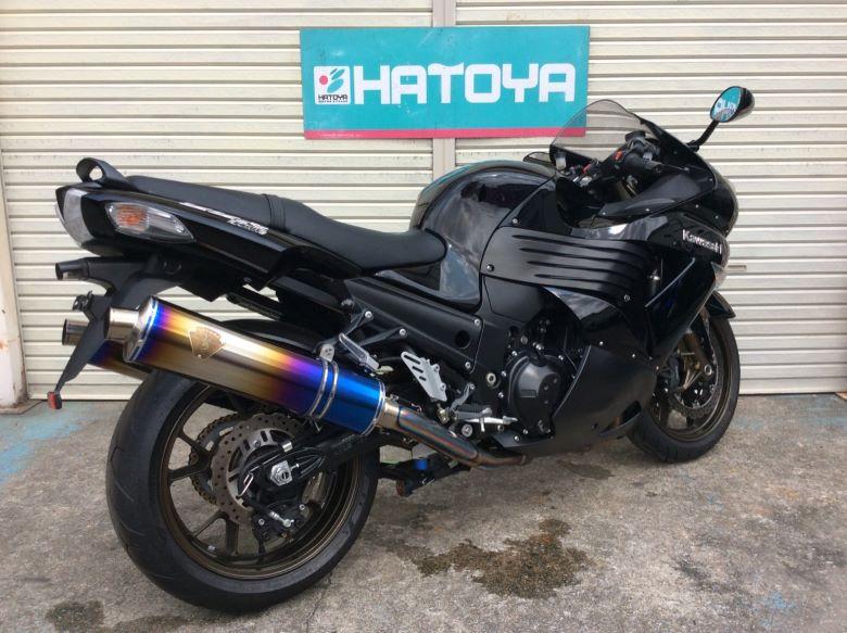 中古 カワサキ ZZ-R1400