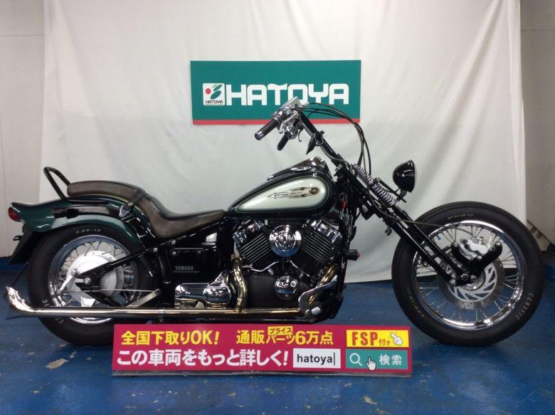 中古 ヤマハ ドラッグスタ-400