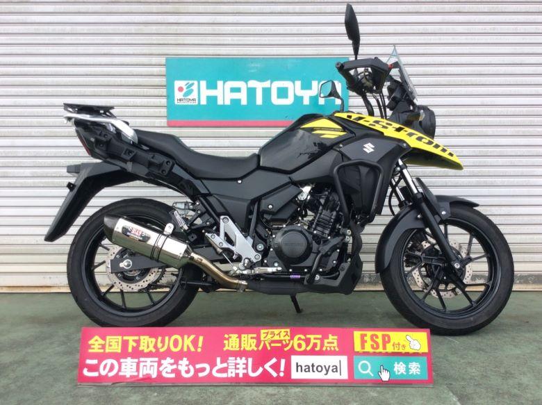 中古 スズキ Vストロ-ム250