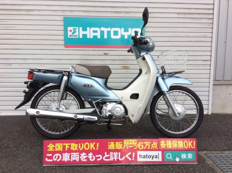中古 ホンダ ス-パ-カブ50