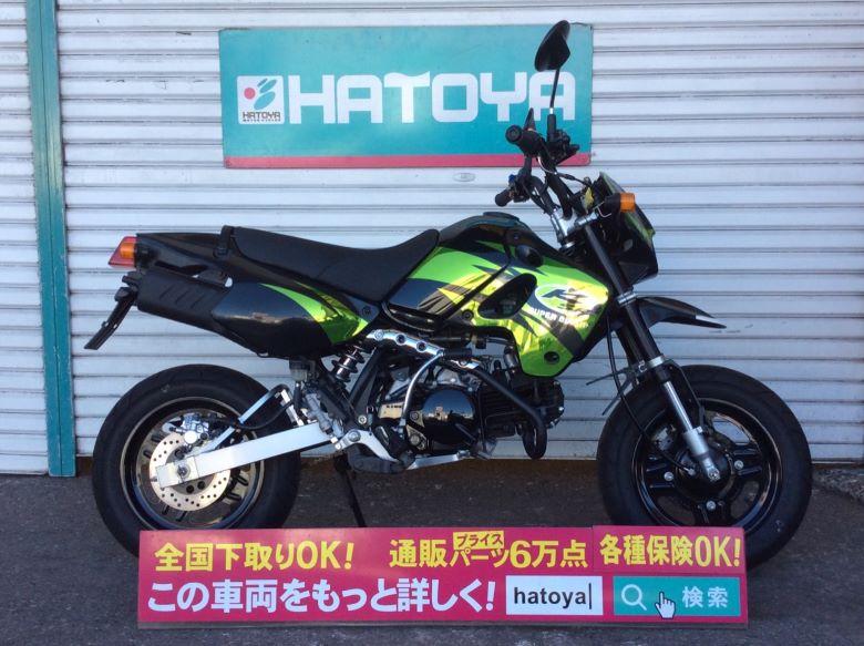 中古 カワサキ KSR110