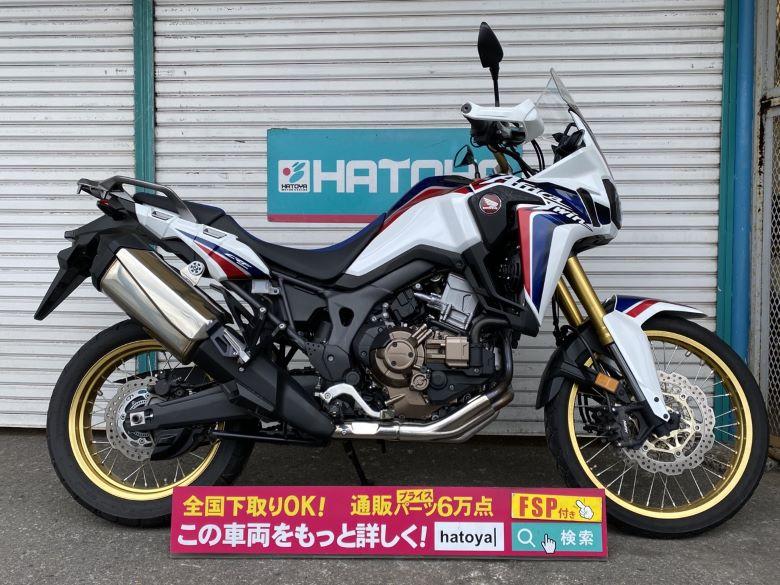 中古 ホンダ CRF1000L Africa Twin