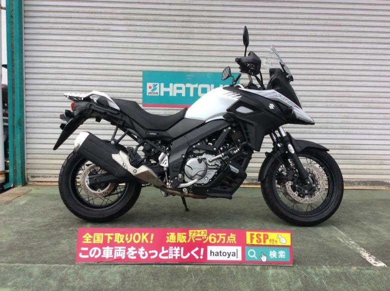 中古 スズキ V-ストロ-ム650XT