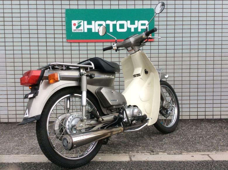 中古 ホンダ ス-パ-カブC90カスタム