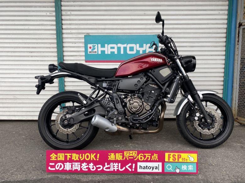 中古 ヤマハ XSR700