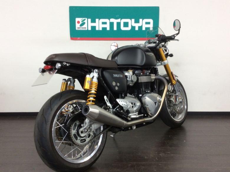 中古 トライアンフ トライアンフ スラクストン1200R