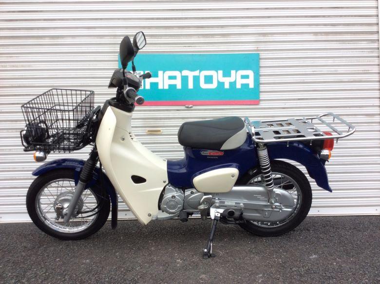 ス-パ-カブ50プロ