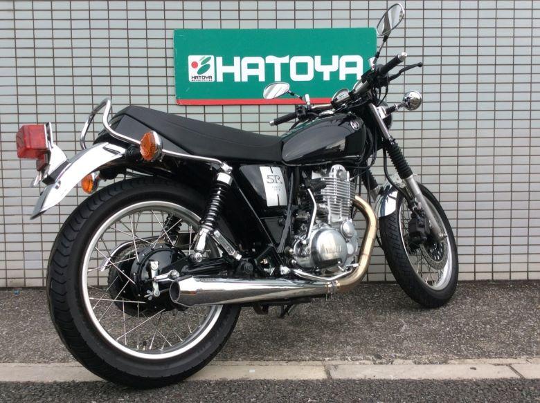 中古 ヤマハ SR400