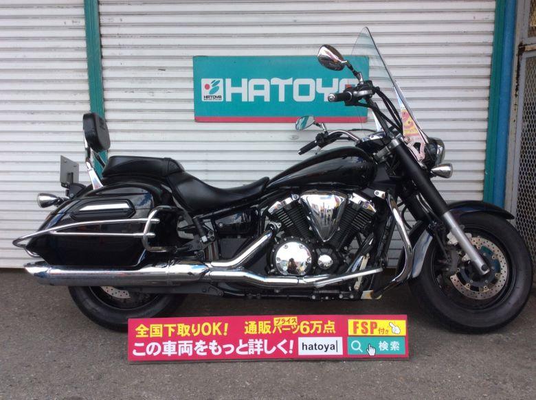 中古 ヤマハ XVS1300A