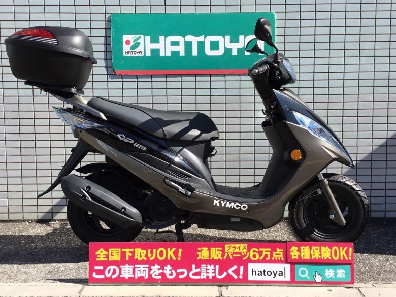 中古 キムコ GP125i