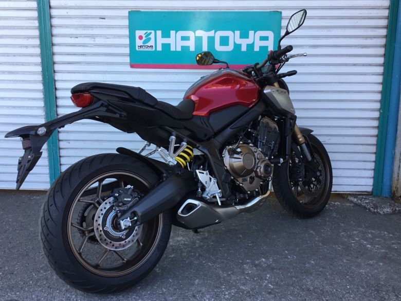 中古 ホンダ CB650R