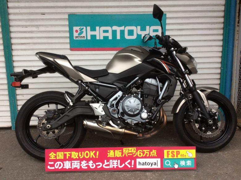 中古 カワサキ Z650