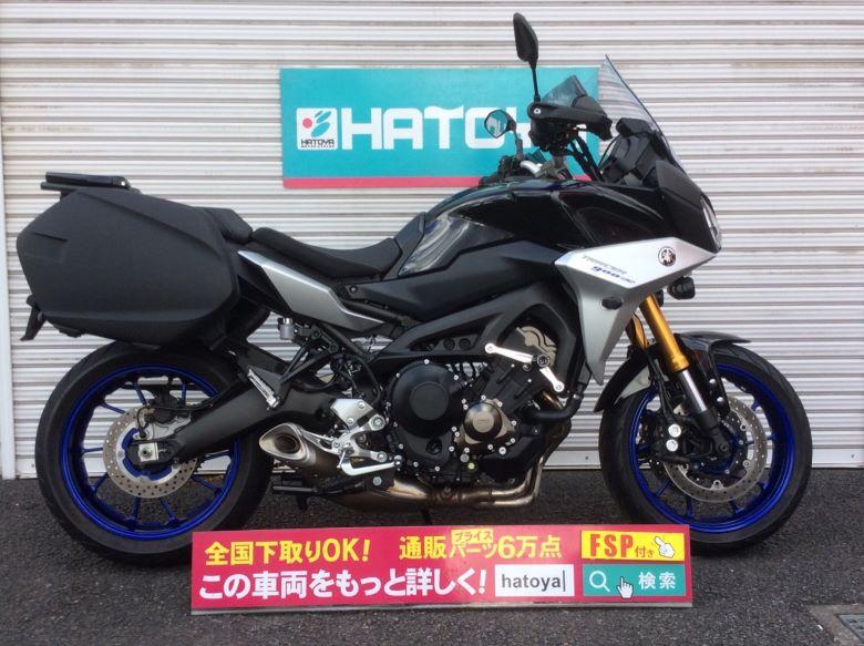 中古 ヤマハ トレイサー900GT