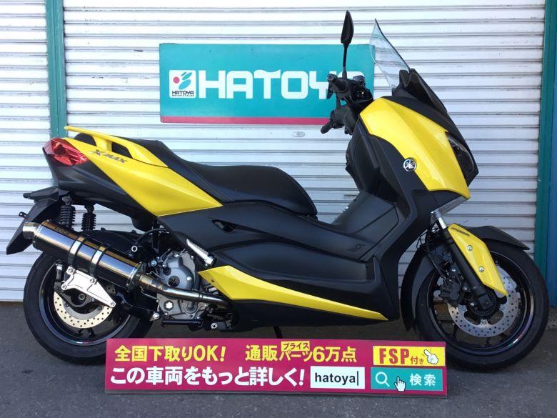 中古 ヤマハ X-MAX250