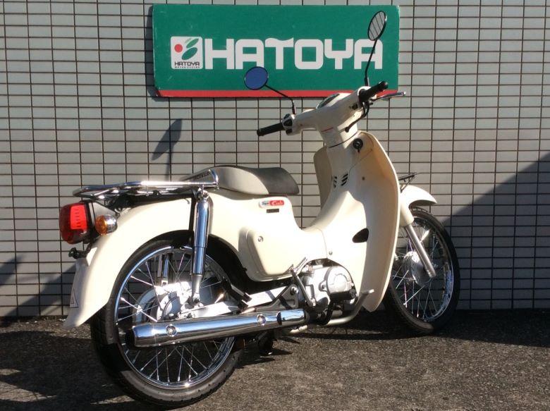 中古 ホンダ スーパーカブ110