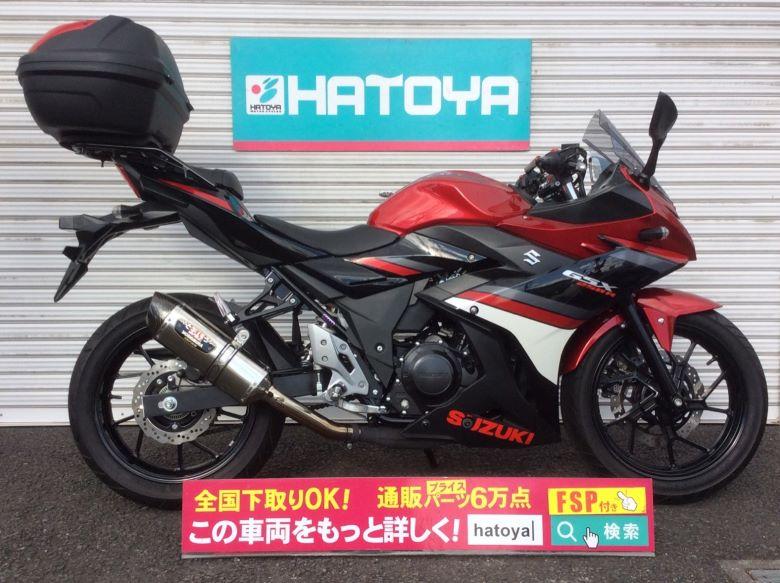 中古 スズキ GSX250R