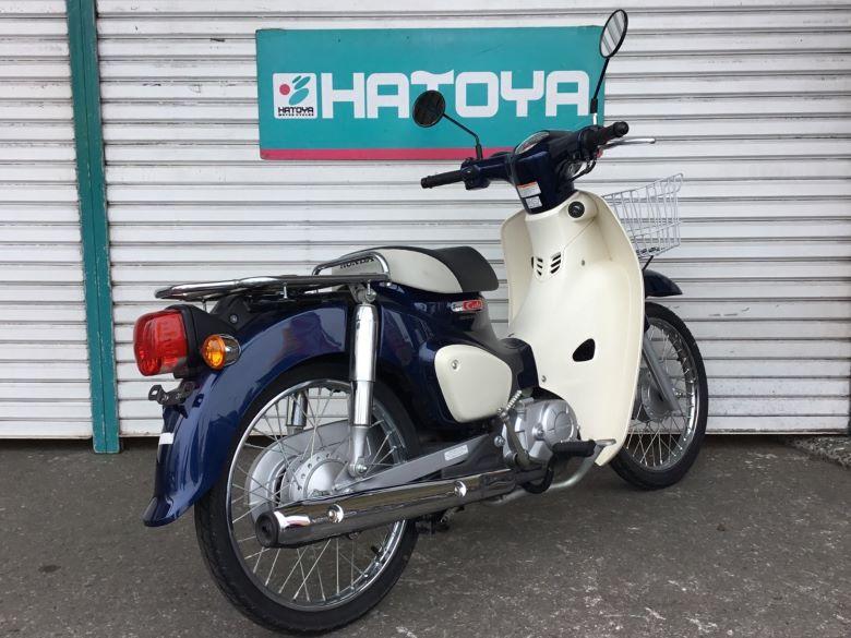 中古 ホンダ スーパーカブ50