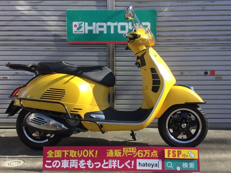 中古 ベスパ ベスパ GTS300ie Super