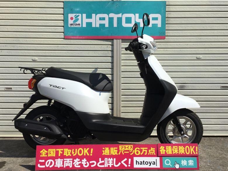 中古 HONDA ホンダ タクト・ベーシック 2019 バイク詳細