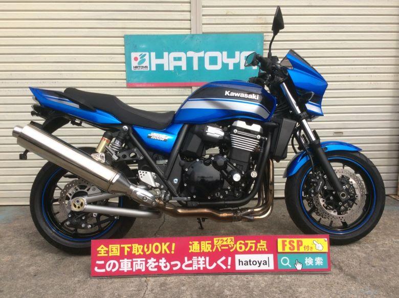 中古 カワサキ ZRX1200 DAEG