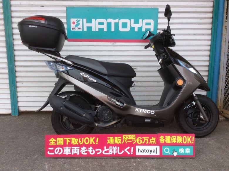 中古 キムコ キムコ GP125i