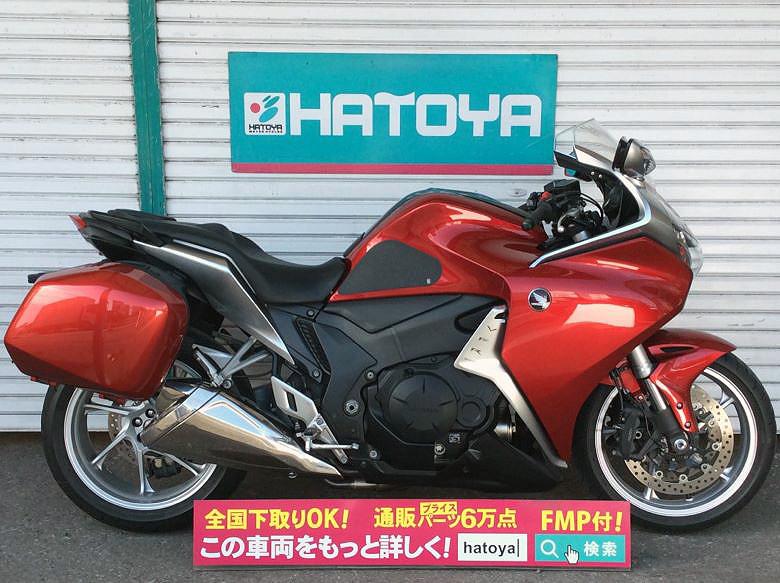 中古 ホンダ VFR1200F